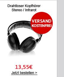 Drahtloser Kopfhörer