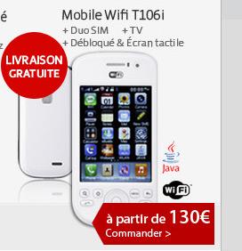 Mobile Wifi T106i