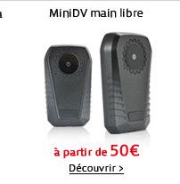 MiniDV main libre