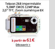 Tekxon Z68 imperméable