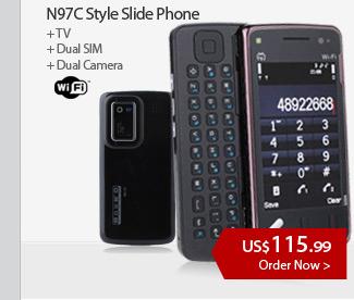 N97C Style Slide Phone