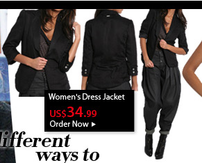 Women's Dress Jacket
