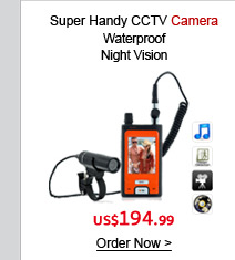 Super Handy CCTV Camera