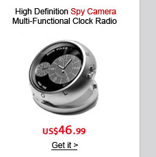 High Definition Spy Camera