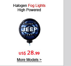 Halogen Fog Lights
