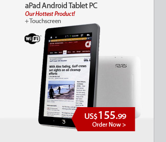 aPad Android Tablet PC