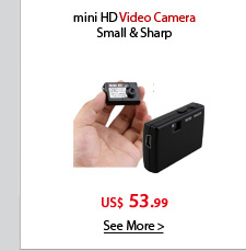 mini HD video camera