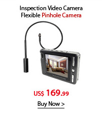 Inspection Video Camera