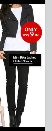 Mini Bike Jacket