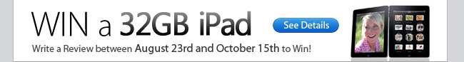 Win a 32GB iPad