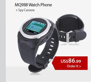 MQ988 Watch Phone