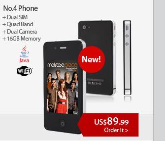 New!  No.4 Phone