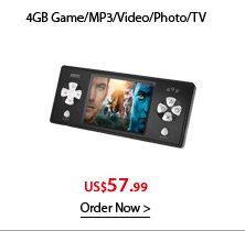 4GB Game/MP3/Video/Photo/TV Out