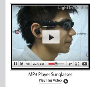 MP3 Player Sunglasses