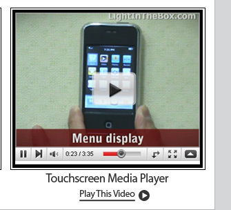 Touchscreen Media Player