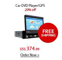 Car DVD Player/GPS