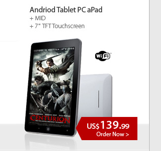 Android Tablet PC Pad