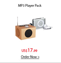 MP3 Player Pack
