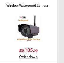 Wireless Waterproof Camera