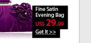 Fine Stain Evening Bag