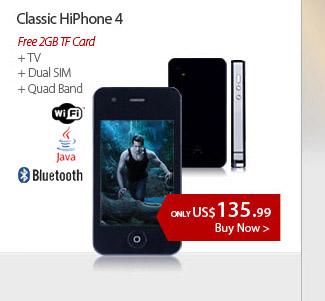 Classic HiPhone 4