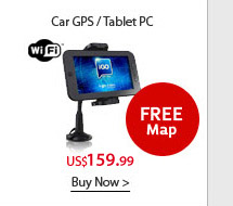 Car GPS Windows Tablet PC + Free Map
