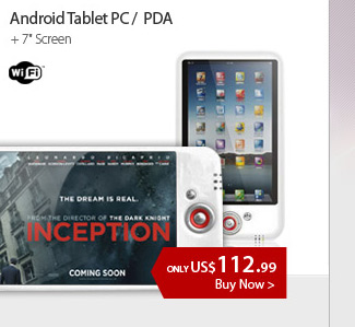 Android Tablet PC /  PDA