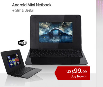 Android Mini Netbook