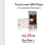 Touchscreen MP4 Player