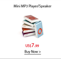 Mini MP3 Player with Speaker