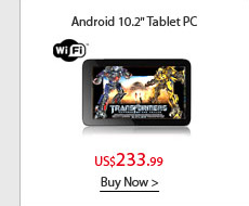 "Android 10.2"" Tablet PC"