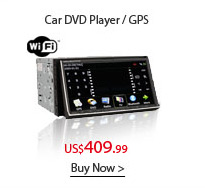 Car DVD Player + WIFI+GPS