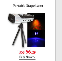 Portable Stage Laser