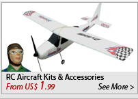 RC Aircraft Kits & Accessories