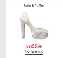 Satin & Ruffles