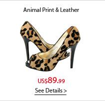 Animal Print & Leather