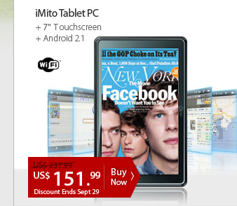 iMito Tablet PC