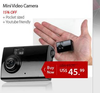 Mini Camera / Video Recorder