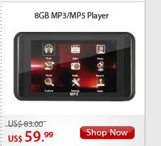 8GB MP3/MP5 Player