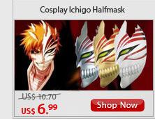 Cosplay Ichigo Halfmask