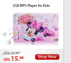 2GB MP3 Player for Kids
