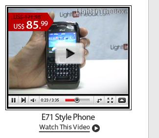E71 Style Phone
