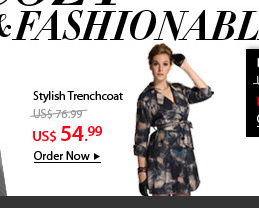 Stylish Trenchcoat
