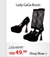 Lady GaGa Boots