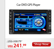 Car DVD GPS Player