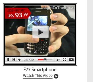 E77 Smartphone