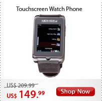 Touchscreen Watch Phone