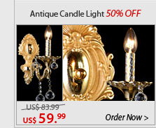 Antique Candle Light