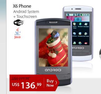 X6 Phone