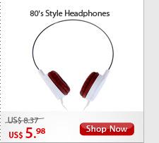 80's Style Headphones